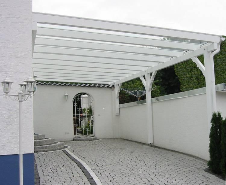 Anbaubalkon Terrassenüberdachung Terrassendach Frankfurt Wiesbaden ...